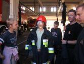 Wycieczka dla Domu Dziecka - wizyta w Straży Pożarnej oraz wieczór artystyczny