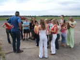 Wycieczka dla Domu Dziecka - wizyta w aeroklubie