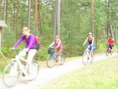 Wycieczka rowerowa na Hel 20.07.2011